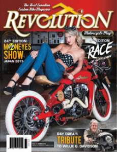 revolution motorcycle magazine vol.37 english