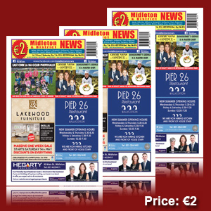 Midleton News May 11th 2016 | eBooks | Magazines