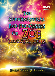 the supernatural bio-processes of zoe immortal cells