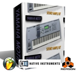 yamaha motif sound kit