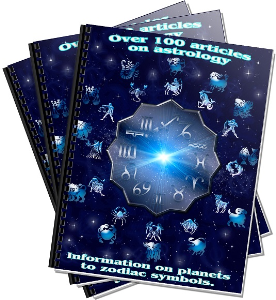 over 100 articles on astrology