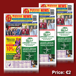 Midleton News May 18th 2016 | eBooks | Magazines