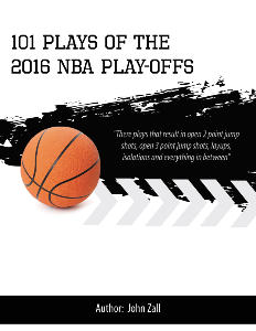 101 plays of the 2016 nba play-offs playbook