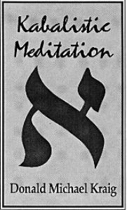 kabalistic meditation