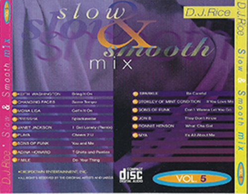 First Additional product image for - Dj-Rice-Slowmix-Vol.#5