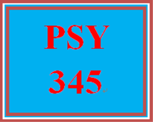 psy 345 week 4 speech and hearing brochure