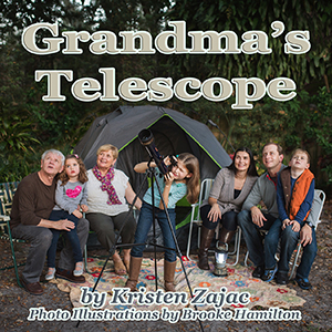 grandma's telescope