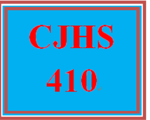 cjhs410 week 3 addiction and crime presentation