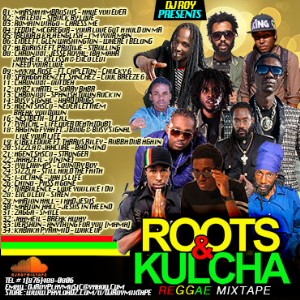 dj roy roots and kulcha reggae mix 2016