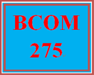 bcom 275 week 3 article rebuttal