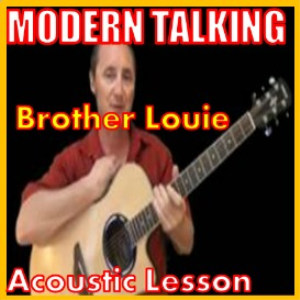 Learn to play Brother Louie by Modern Talking | Movies and Videos | Educational