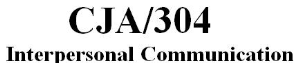 cja 304 week 1 individual paper – barriers to effective communication