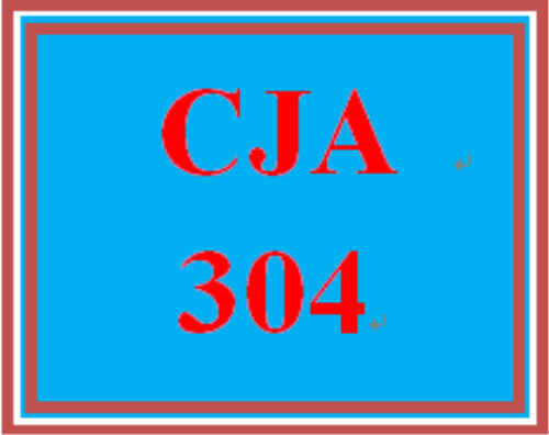 First Additional product image for - CJA 304 Week 5 Individual Paper – Press Release Paper