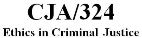 First Additional product image for - CJA 324 Week 3 Team Presentation – Ethics Issue Presentation