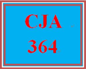CJA 364 Week 5 Individual Paper – Jury Trial Analysis | eBooks | Education