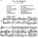 Mi lusinga il doce affetto: Aria (Ruggiero) in E-Flat Major (original key). G.F.Haendel. Alcina HWV 34, Vocal Score, Ed. Peters, Gesange für eine frauenstimme, Ed. H. Roth (1915). 4pp. Italian. Sheet Music (A4 portrait) | eBooks | Sheet Music