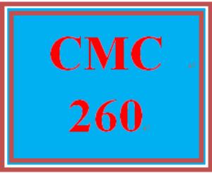 cmc 260 week 1 multinational management orientations