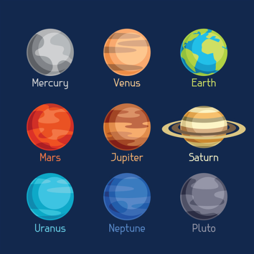 Third Additional product image for - Over 20 articles on Astronomy and ebooks, resell rights, plus planet clipart images