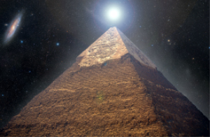 blue sphere of ascension | egyptian