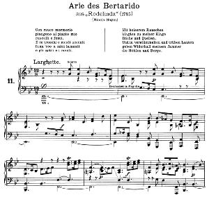 Con rauco mormorio: Contralto Aria (Irene) in E-Flat Major (original key). G.F.Haendel. Rodelinda HWV 19, Vocal Score, Ed. Peters, Gesange für eine frauenstimme, Ed. H. Roth (1915). 4pp. Italian(A4 portrait) | eBooks | Sheet Music