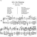 Il mio valore: Contralto Aria (Sosarme) in D Major (original key). G.F.Haendel. Alessandro HWV 24, Vocal Score, Ed. Peters, Gesange für eine frauenstimme, Ed. H. Roth (1915). 4pp. Italian. (A4 portrait). | eBooks | Sheet Music