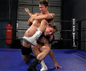 2605-Wes Richards vs Tanner Hill | Movies and Videos | Action