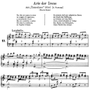 Par che mi nasca in seno: Contralto Aria (Irene) in C Major (original key). G.F.Haendel. Tamerlano HWV 18, Vocal Score, Ed. Peters, Gesange für eine frauenstimme, Ed. H. Roth (1915). 4pp. Italian.(A4 portrait) | eBooks | Sheet Music