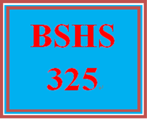 BSHS 325 Week 2 Bullying Report | eBooks | Education