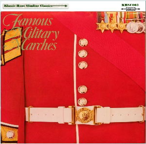 Famous Military Marches - Slimline Classics | Music | Classical