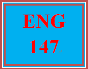 ENG 147 Week 5 Body Paragraph Draft | eBooks | Education