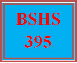 BSHS 395 Week 2 Team Charter | eBooks | Education