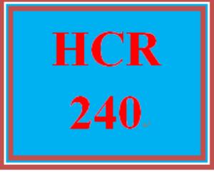 HCR 240 Week 1 Health Care Terminology Worksheet | eBooks | Education