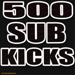 500 sub kicks samples trap techno hip hop electro edm 808 drums | Music | Soundbanks