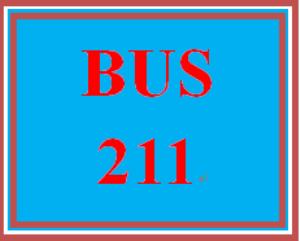BUS 211 Week 4 Quiz | eBooks | Education