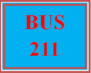 BUS 211 Week 5 Quiz | eBooks | Education