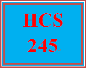 HCS 245 Week 3 Effects of Disease on the Health Care Industry: Cardiovascular Health | eBooks | Education