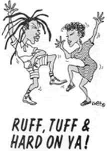 Jumbalaya - Ruff Tuff & Hard On Ya | Music | Reggae