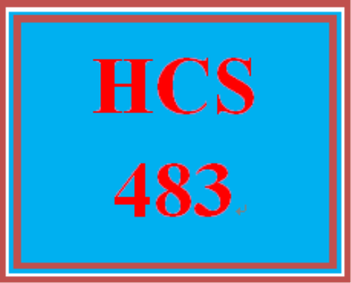 First Additional product image for - HCS 483 Week 2 Technology Trends Proposal Part l