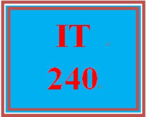 IT 240 Week 2 Individual: Network Topologies | eBooks | Education