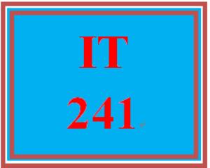 IT 241 Week 3 Wireless Network Components | eBooks | Education