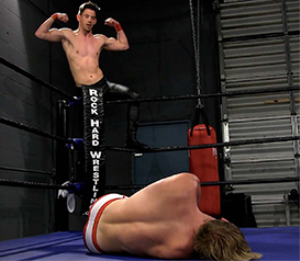 2606-Chad Daniels vs Ethan Andrews | Movies and Videos | Action