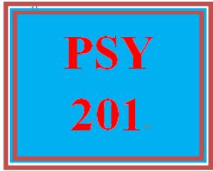 PSY 201 Week 2 A Research Plan | eBooks | Education
