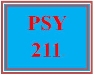 PSY 211 Week 3 Development Matrix | eBooks | Education