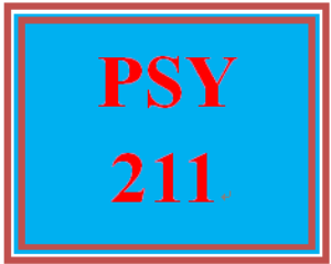 PSY 211 Week 5 Knowledge Check | eBooks | Education