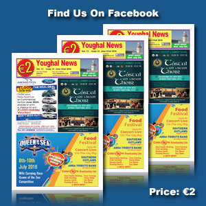 Youghal News June 22nd 2016 | eBooks | Periodicals