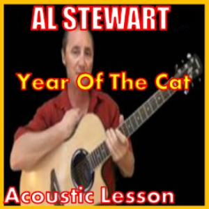 Learn to play Year Of The Cat by Al Stewart | Movies and Videos | Educational