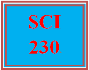 SCI 230 Week 5 Cancer Cell Analysis | eBooks | Education