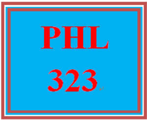 phl 323 week 2 news at 6 paper
