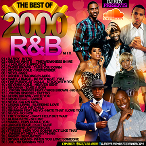 Dj Roy Best Of 2000 R&B Mix Vol.1 | Music | R & B