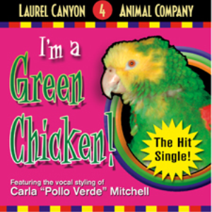 i'm a green chicken (album)